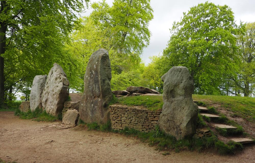 Uffington Oxfordshire UK Waylands Smithy