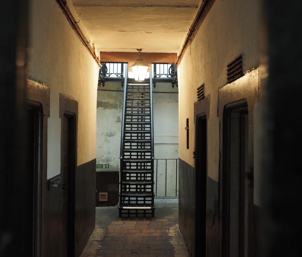 Anglesey Wales Beaumaris Jail