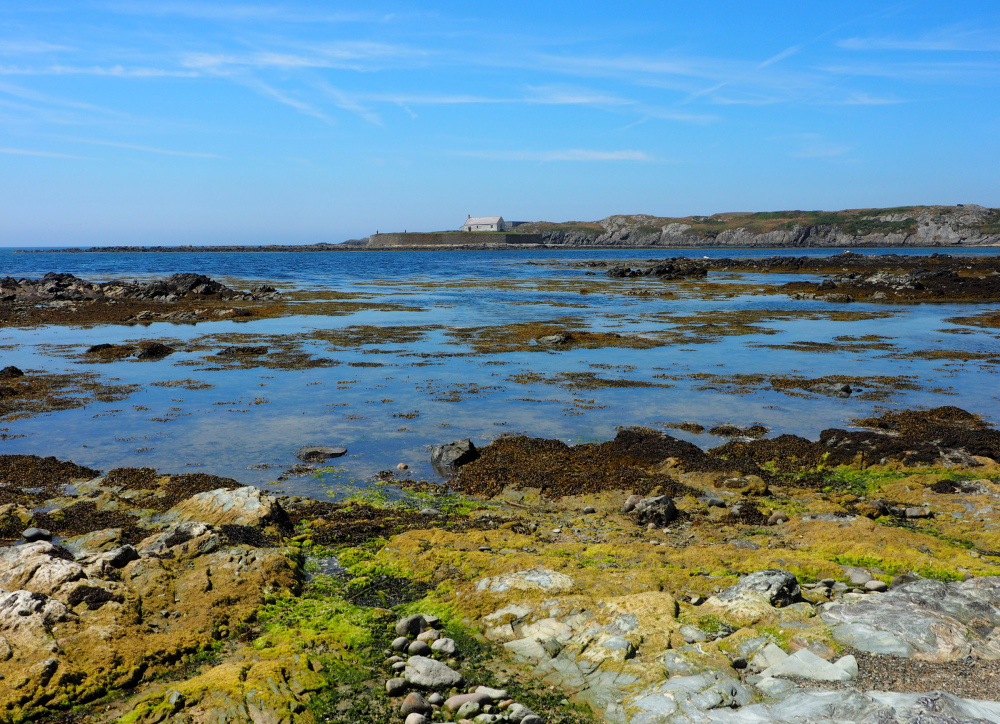 Anglesey Wales Ty Cwyfan