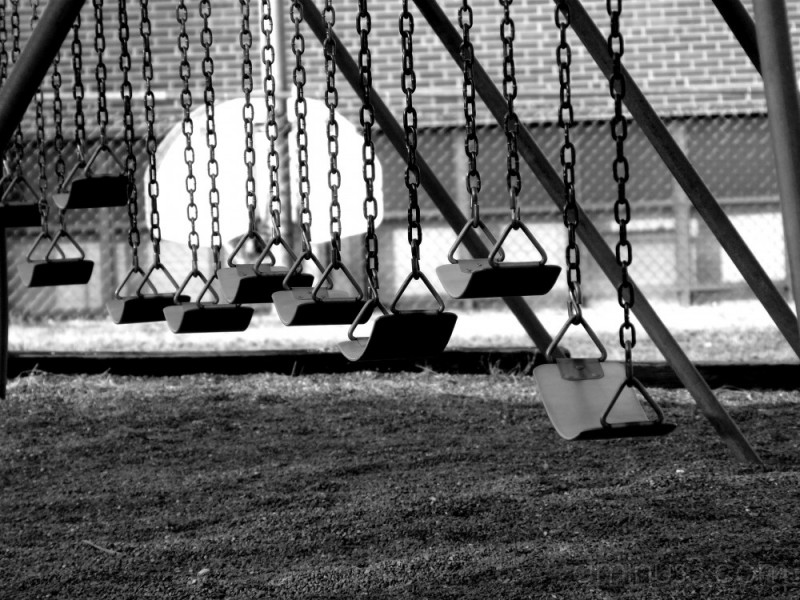 No Blue Swings