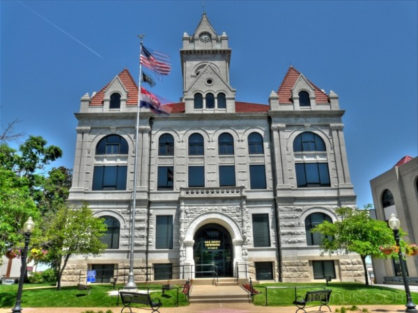 Cole County Courthouse