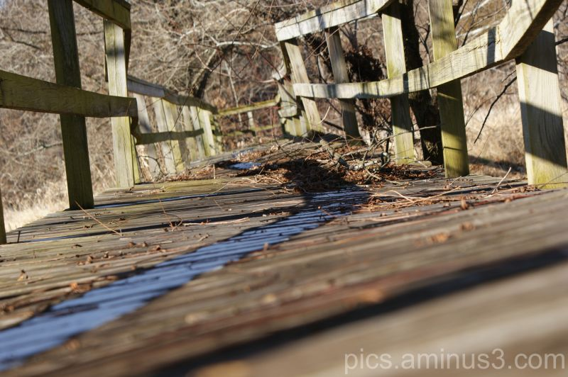 Crooked Walk Bridge