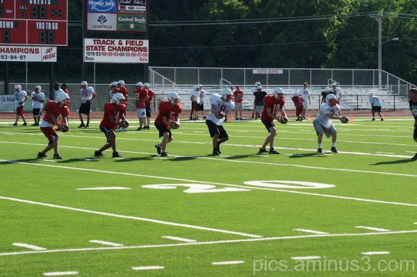 Synchronized Quarterbacking