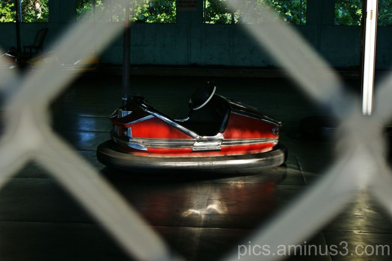 Lonely Bumper Car