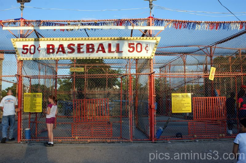 Batting Cages II