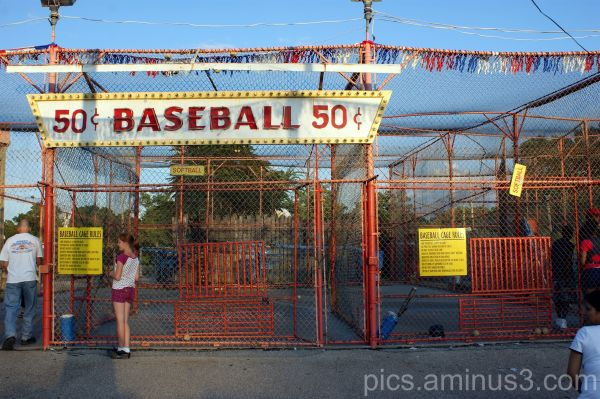 Batting Cages II