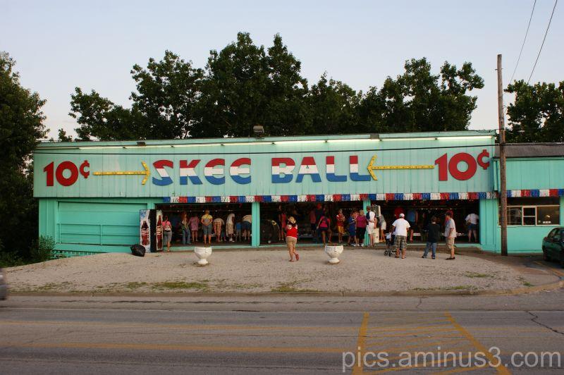 Skee Ball II
