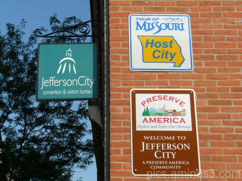 Welcome to Jefferson City