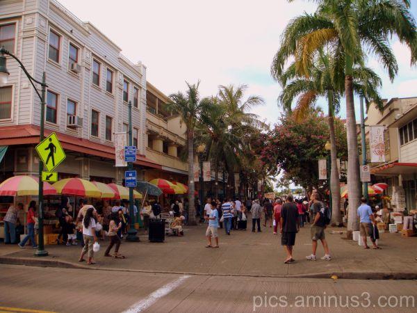 Honolulu Chinatown