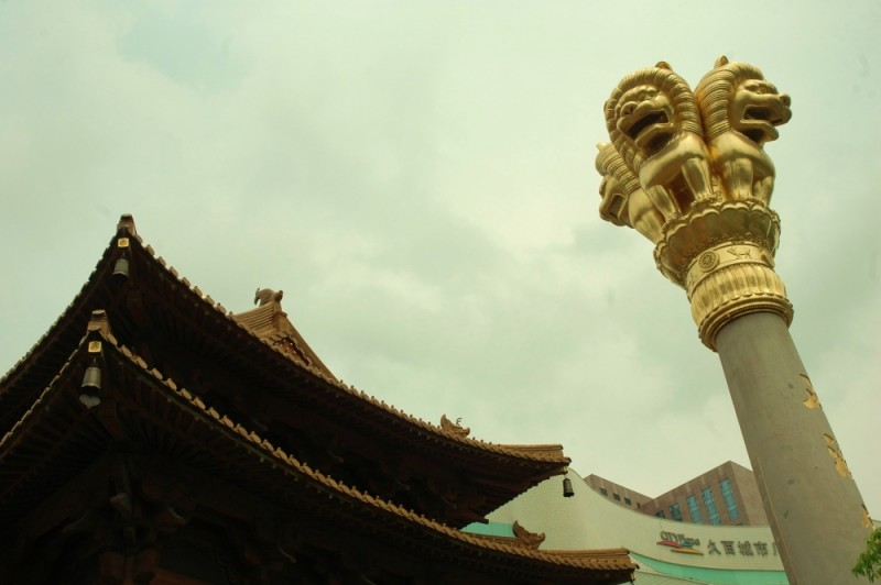 JING' AN TEMPLE