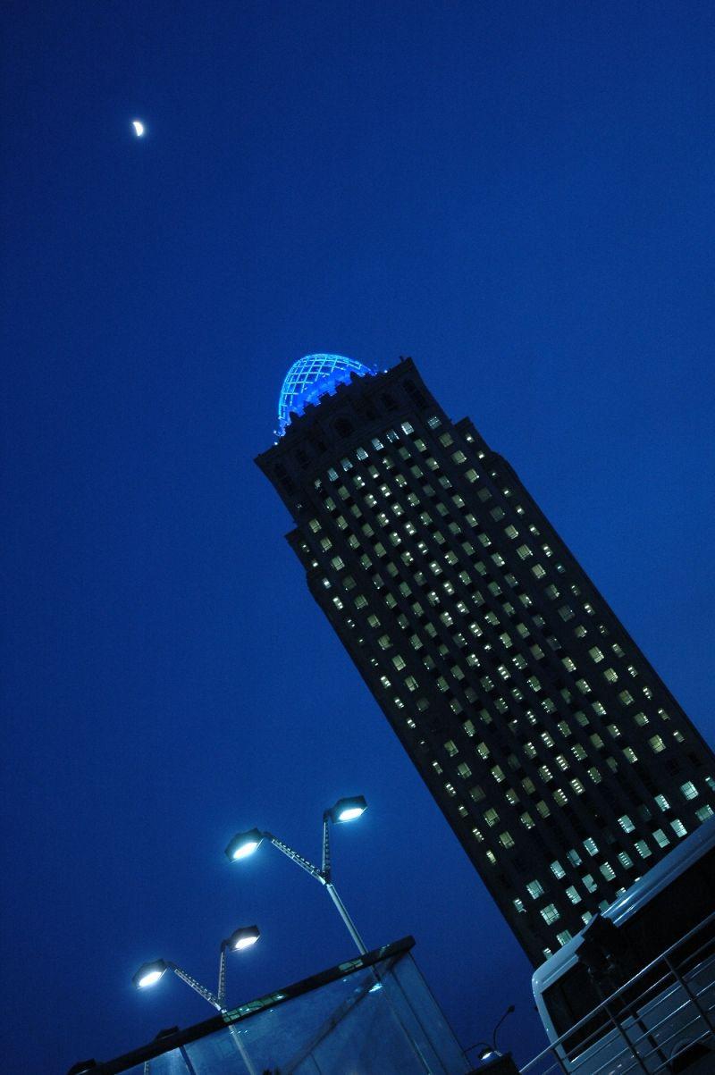 Doha by night... 2