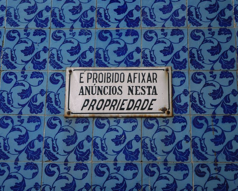PROIBIDO PROIBIR