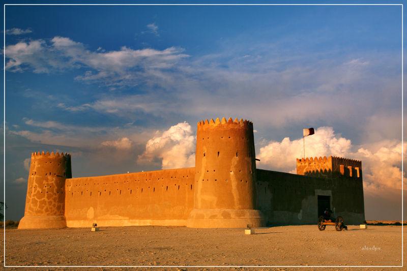 Fort Al Zubarah Qatar
