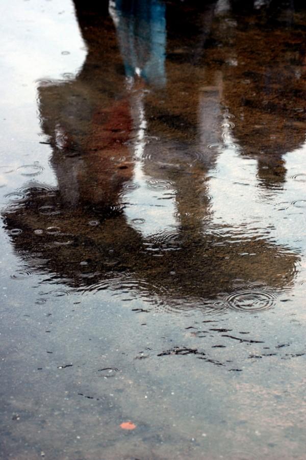 from he series, umbrellas