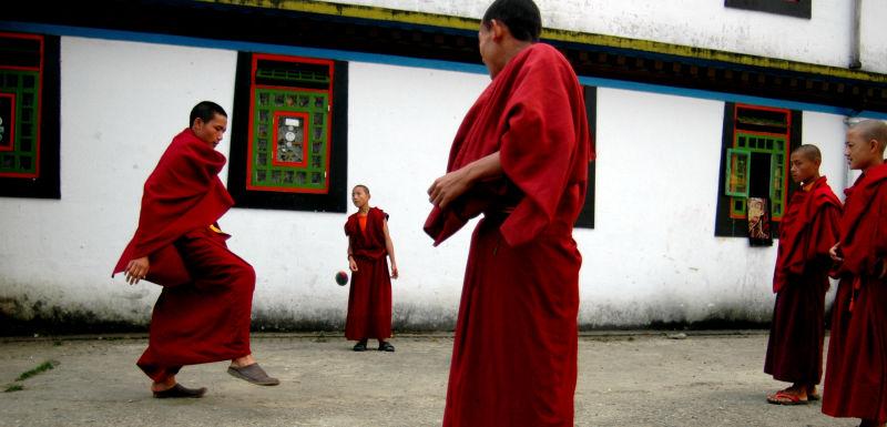 monk football