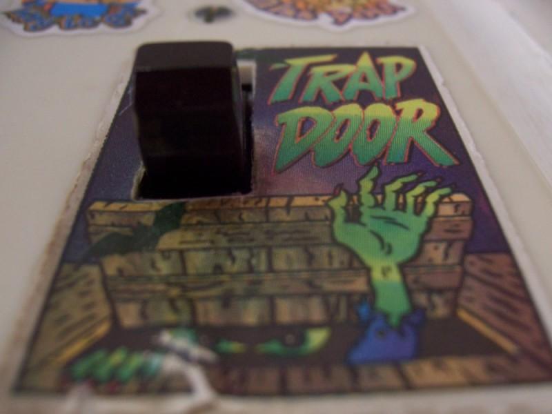 trap door, my friend