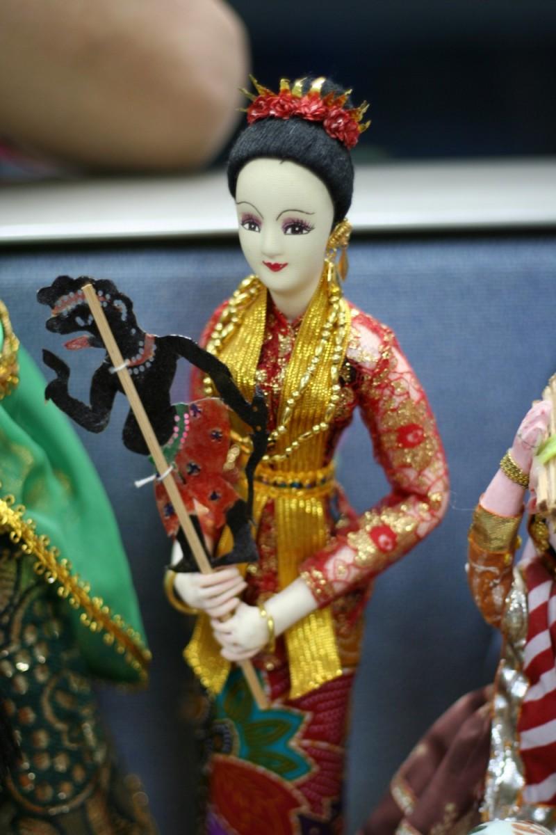 Pattani Malay doll