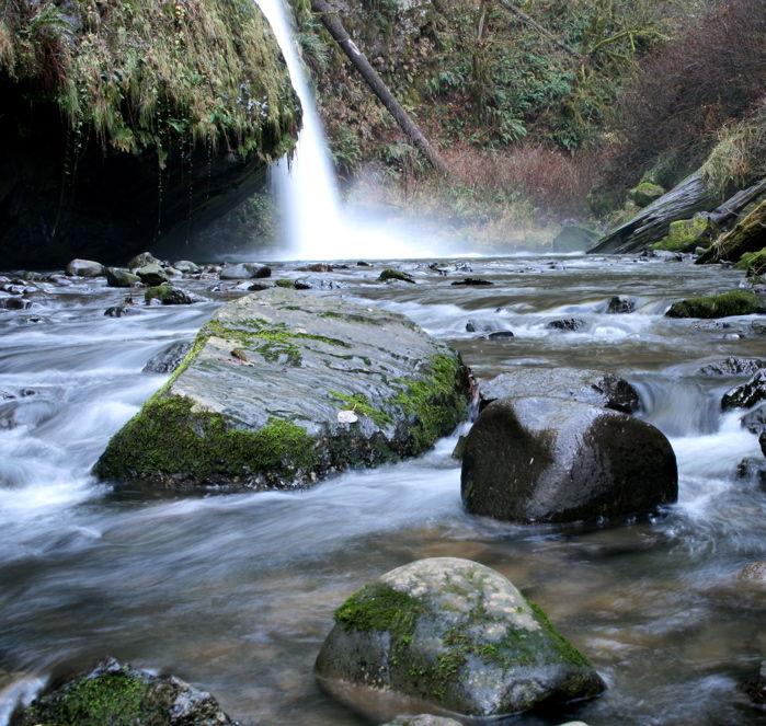 Drift Creek Falls II