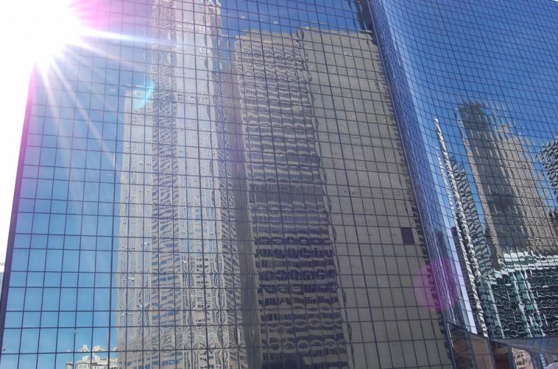 Mirrored City