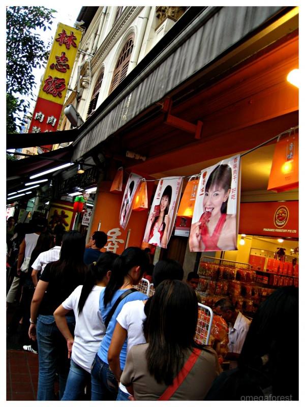 singapore street life