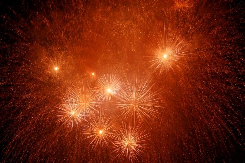 The 9 stars, Firework