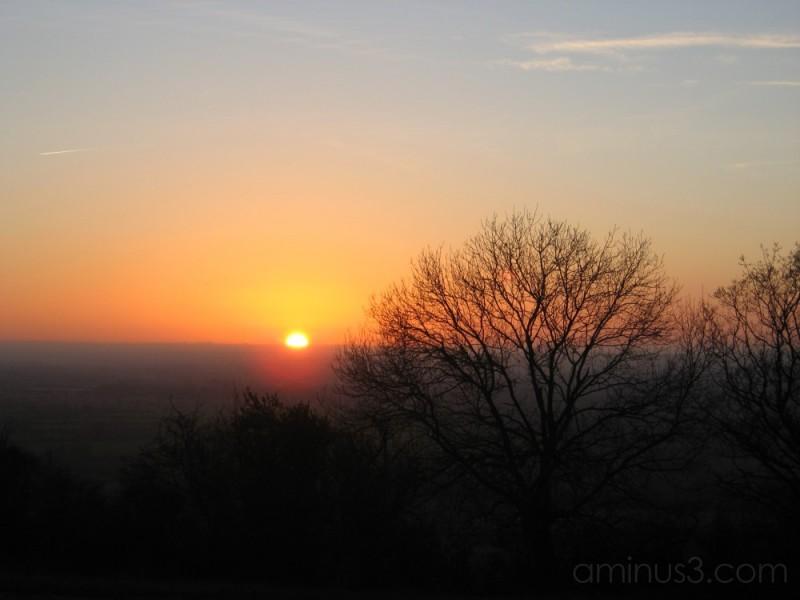 27 Jan 2008 - Sunset at Bowden