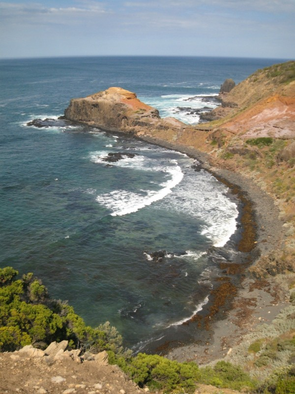 view at mornington peninsula