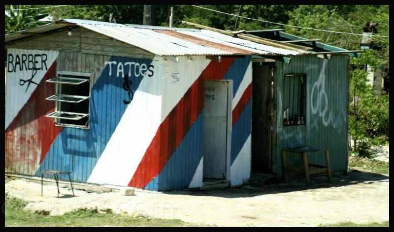Barber & Tattoes