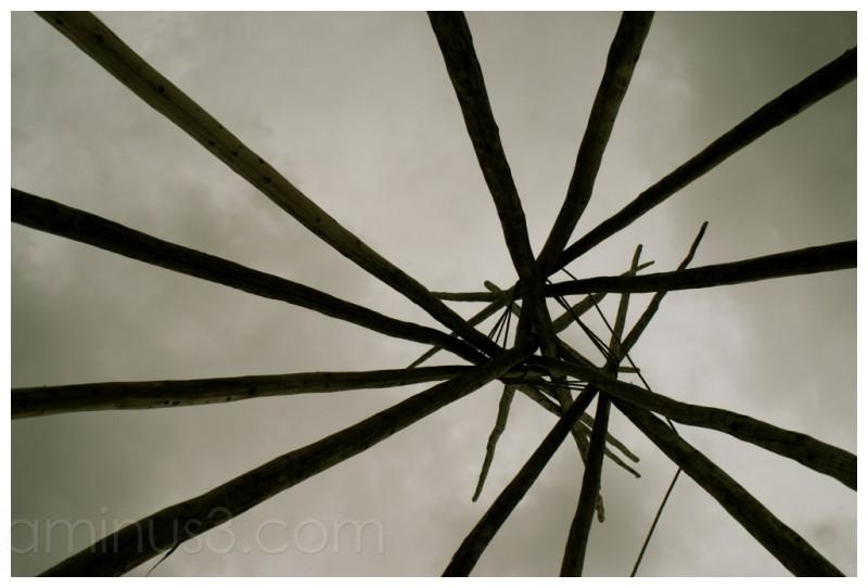 sticks to the sky