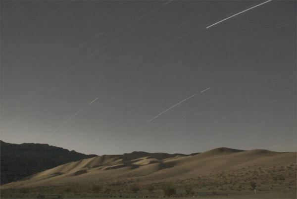 Eureka Valley Sand Dunes Detail 4