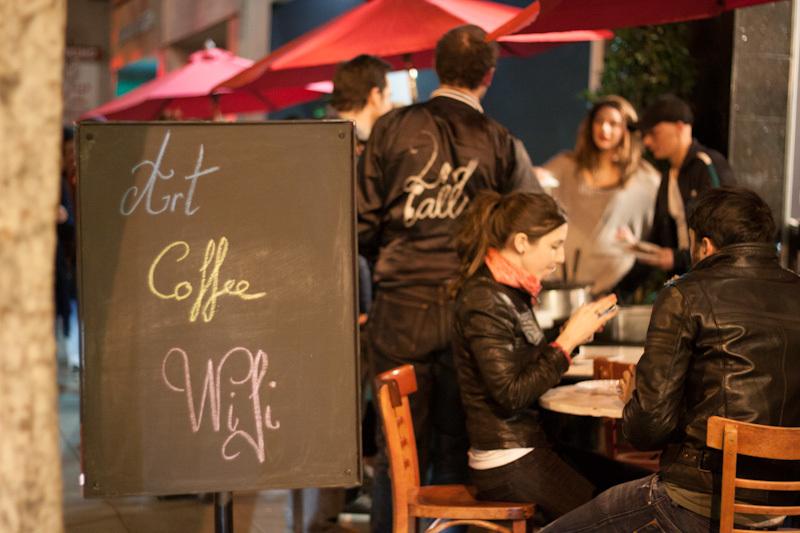Art Coffee Wifi 3435