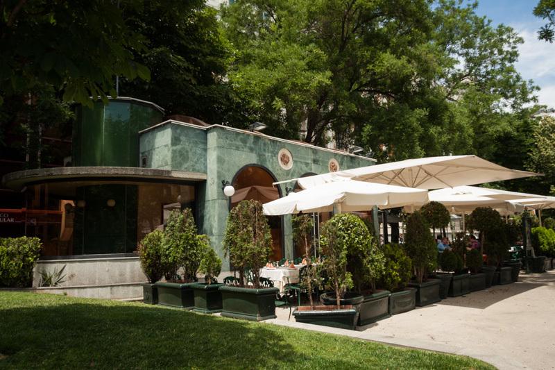Café Gijón Terrace 0489