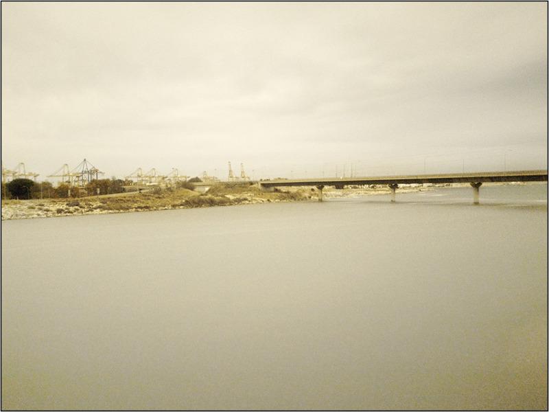 Puentes, puertos...