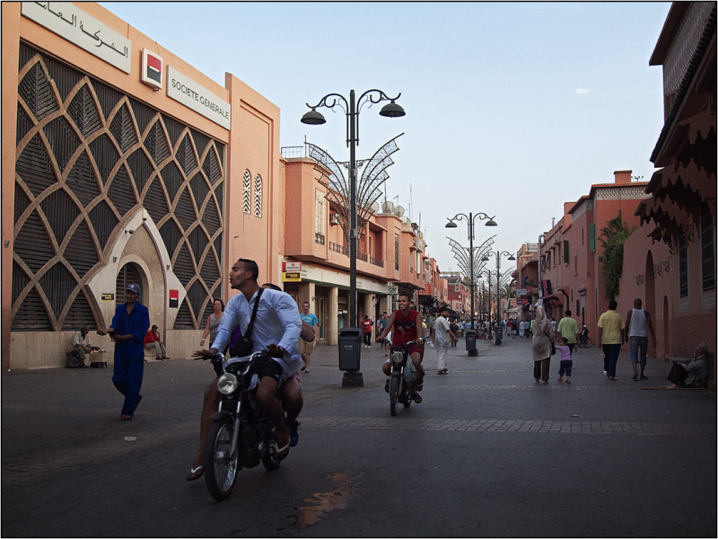 bikes marrakech