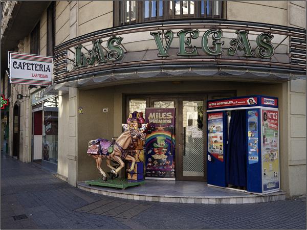 LAS VEGAS (Córdoba, España)