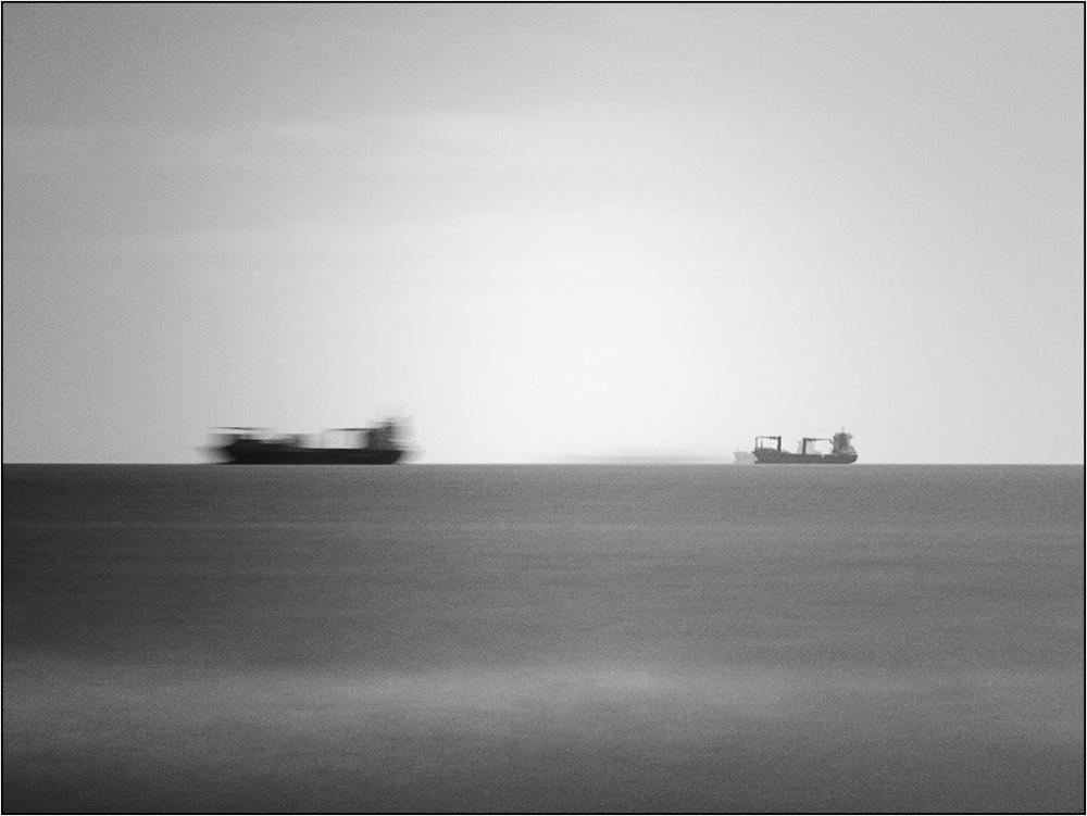 Un barco cargado de...