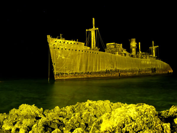 obsolete ship