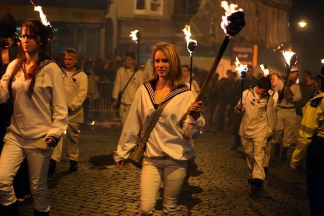 Lewes Bonfire #4