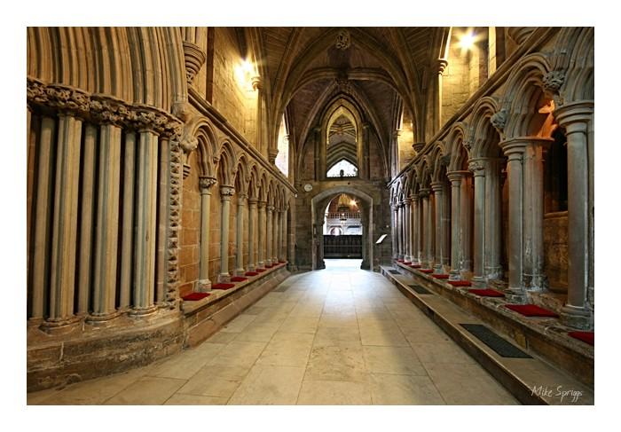 Lichfield Cathedral #1
