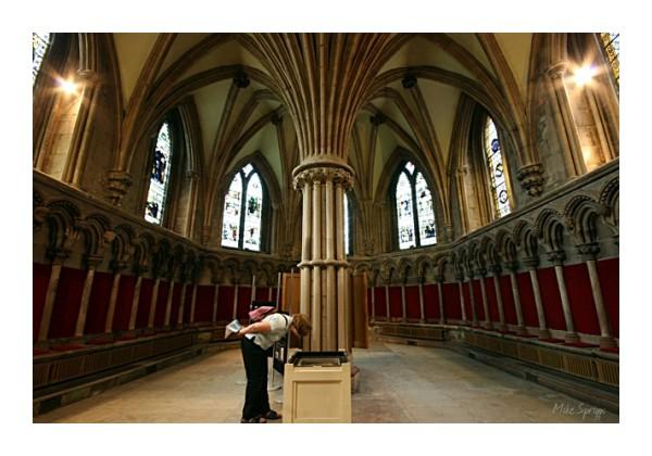 Lichfield Cathedral #2