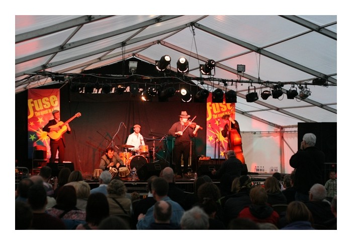 Lichfield Arts Fuse Festival #1