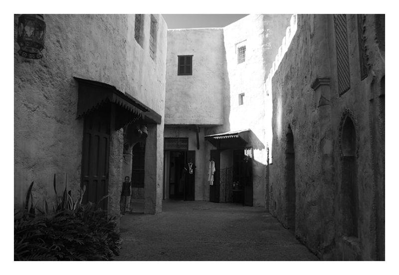 A Moroccan Alley