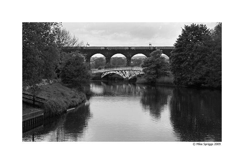 Dutton Horse Bridge & Viaduct