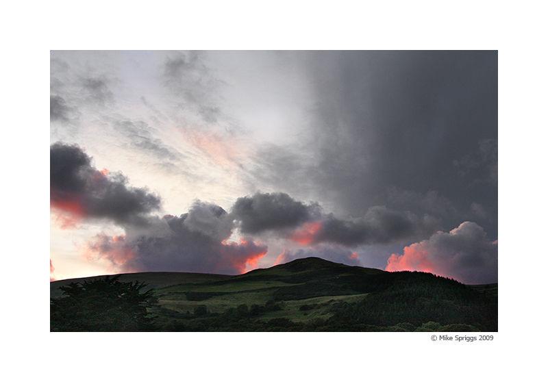 A Welsh Sunset