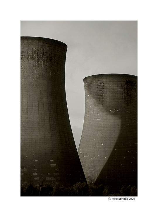 Rugeley Power Station Cooling Towers #01