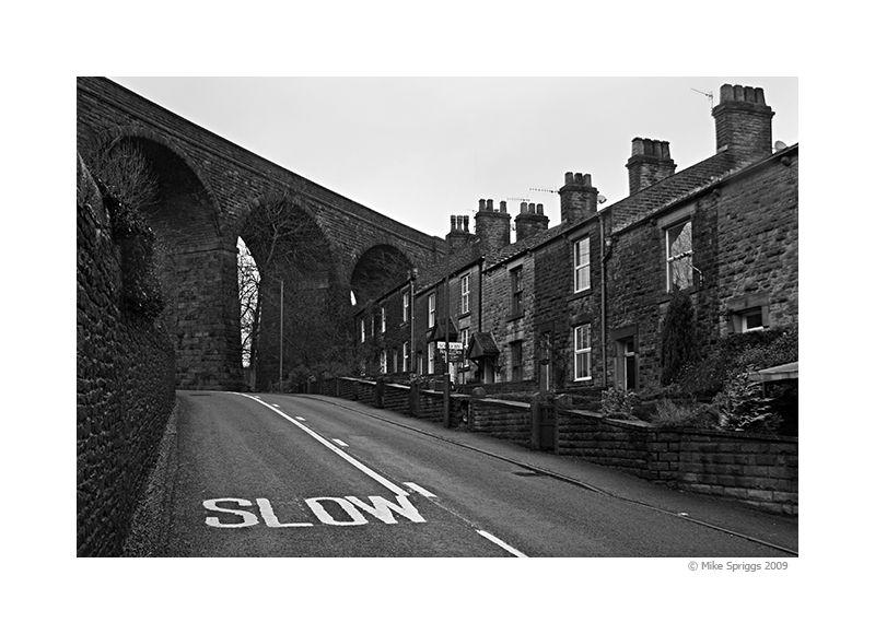 Chapel Milton Railway Viaduct #2