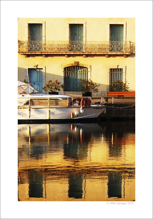 Marseillan Reflections