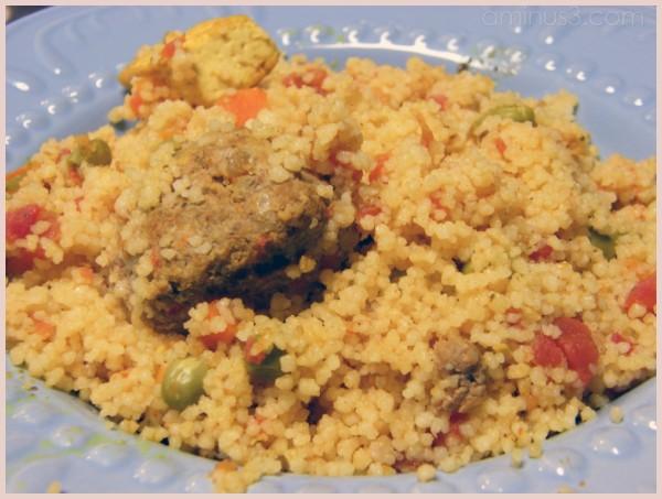 Delicious Couscous