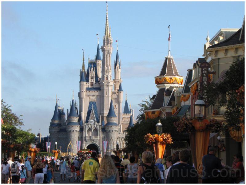 Cinderella's Castle..