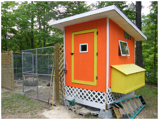 Chicken House/Coop